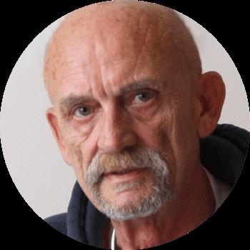 Queeres Kulturhaus Berlin - Testimonial Portrait Martin Dannecker