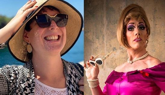 Trans- und Tunten-Generationensalon mit Patsy l'Amour laLove