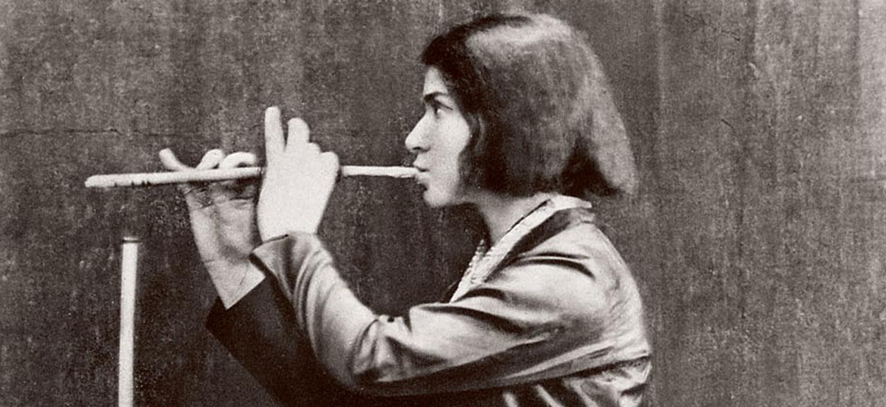 Else Lasker-Schüler Foto