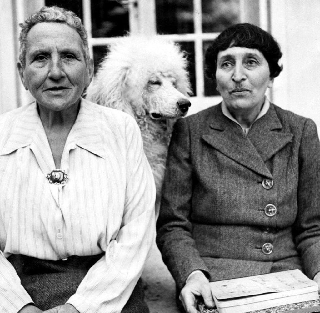 Gertrude Stein und Alice Toklas